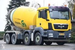 Camião MAN TGS 37.360 betão betoneira / Misturador usado
