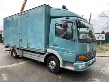 Mercedes box truck Atego 817