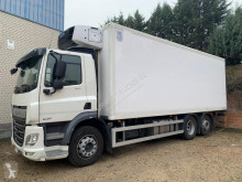 DAF CF85 FA 380 truck used mono temperature refrigerated