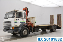 Lastbil biltransport DAF 2300