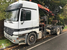 Camion Mercedes Actros 2535 multibenne occasion