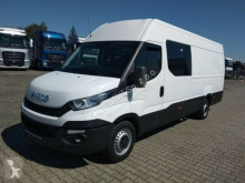Iveco box truck Iveco DAILY 35S15 - 2016- 7 SEATS
