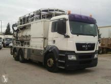 Camión Camion MAN 26.360 Vacuum pump truck (Volvo-Iveco)