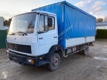 Mercedes box truck 809