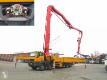 Camión hormigón bomba de hormigón MAN TG-S 50.480 10x4 2 Betonpumpe PUTZMEISTER M52-5
