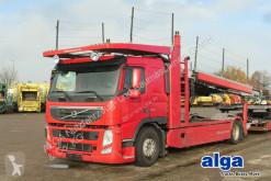 Lastbil med släp biltransport Volvo FM FM 510 4x2, Kässbohrer-Aufbau, Komplettzug,Klima