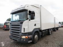Camión frigorífico Scania R340 6x2 Euro 4 Thermo King + DAPA 2 akslet Therm