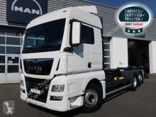Camión MAN TGX 26.460 6X2-2 LL Intarder Radstand 4,5m chasis usado