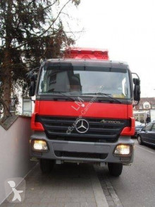 Mercedes Actros 3336 truck damaged two-way side tipper