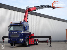 Scania R 490 tractor unit used