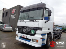 Mercedes Actros 2535 truck used chassis