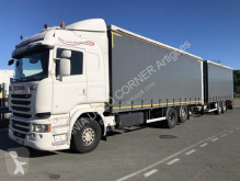 Scania truck used