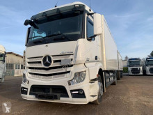 Camion Mercedes Actros 1842 fourgon occasion