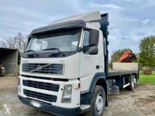 Camión caja abierta teleros Volvo FM12 380