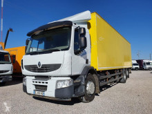 Renault Premium 380 DXI truck used plywood box