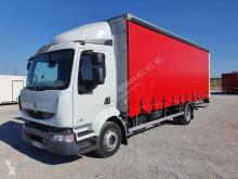 Kamión plachtový náves Renault Midlum 180.12 DXI