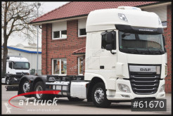 Camião chassis DAF XF FAR 460 SSC, Intarder, Standklima, Xenon