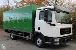 Camion MAN TGL10.180 5+5 +2Türen-33°C Nutzlast 3,8T Euro 5 frigo usato