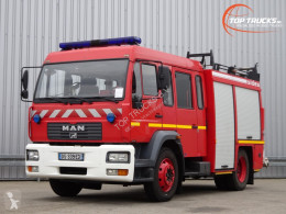 MAN fire truck L75 14.280 Doppelcabine - 3.000 ltr watertank - Feuerwehr, Fire brigade