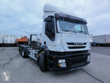 Camion châssis Iveco AD260S42Y/FS-D E5 Lenkachse Intarder GEPANZERT