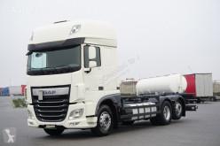 Ciężarówka DAF XF / 440 / E 6 / BDF / ACC / RAMA 7,3 M / 3 OSIE podwozie używana
