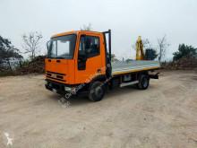 Camión Iveco Eurocargo 75 E 14 caja abierta teleros usado