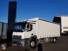 Mercedes Antos 1830 L Pritsche/Plane LBW Safety Pack AHK truck used tarp