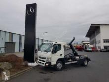 Portacontenedor de cadenas Mitsubishi Fuso Canter 9C18 Automatik Klima Tempomat AHK