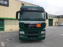 Camión MAN TGX 26.400 6x2 ll chasis usado