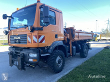 MAN TGM 13.240 truck used tipper
