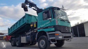 Mercedes Mercedes-Benz 3340AK used mobile crane