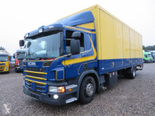 Lastbil kassevogn Scania P280 4x2 8,20 m. Box Euro 5