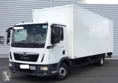 Camião MAN TGL 12.250 Koffer 4x2 BL LBW AHK furgão usado