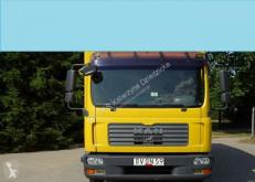 Camión MAN TGL 12.180 viatoll Euro 5 rama 7.40m poduszki chasis usado