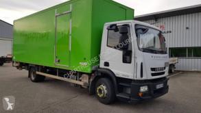 Camión Iveco Eurocargo 120 E 18 furgón caja polyfond usado