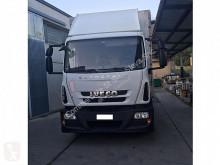 Camión lona corredera (tautliner) Iveco Eurocargo IVECO 120E25, anno 2012.