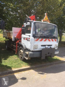 Camión volquete Renault Midlum 180