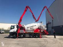 Camión Mercedes Arocs 3243 hormigón mezclador + bomba nuevo