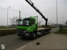 Camião Mercedes Actros 3236 estrado / caixa aberta usado