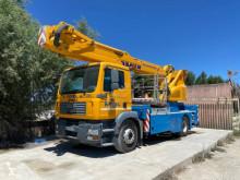 MAN TGM 18.240 truck used telescopic aerial platform