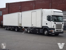 Scania R 360 trailer truck used mono temperature refrigerated