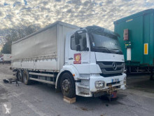 Camion Mercedes Axor 2533 savoyarde occasion