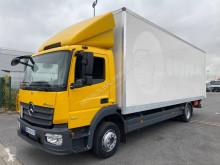 Camión Mercedes Atego 1221 furgón caja polyfond usado