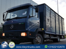 Camion transport bovine Mercedes 817