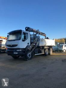 Kamion dvojitá korba Renault Kerax 340
