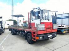 Camião MAN 18.232 estrado / caixa aberta porta ferros usado