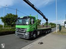 Camião Mercedes Actros 3241 estrado / caixa aberta usado