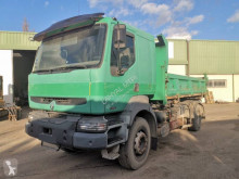Camion Renault Kerax 320 DCI bi-benne occasion