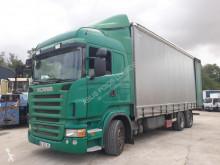 Camión lonas deslizantes (PLFD) Scania R 420