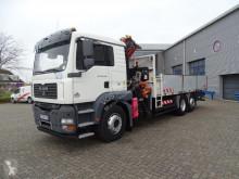 Camion MAN TGA 18.430 cassone usato